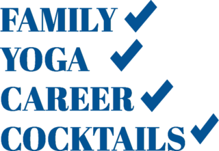 Family Yoga Career Cocktails