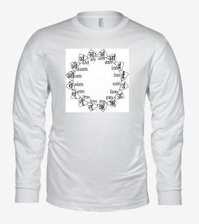 All About Aum-Bella Long Sleeve-White.jpg