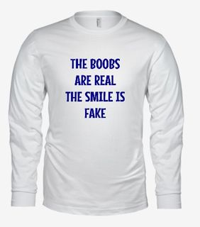 Boobs are Real-Bella Long Sleeve-White.jpg